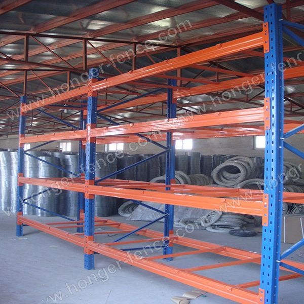 Galvanized sprayed High-load Heavy-duty shelves