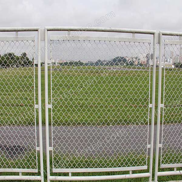 Hot sale metal mesh guardrail net for highway fence