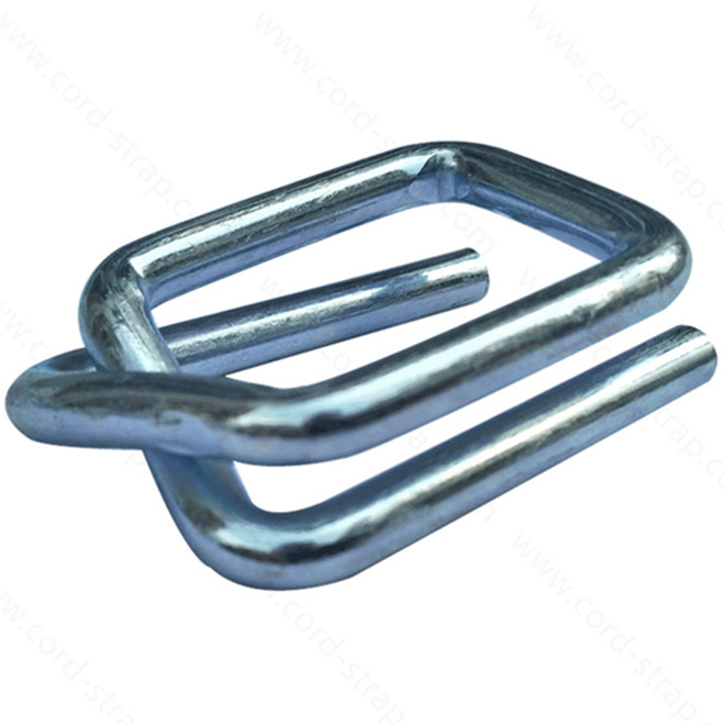 Galvanized Steel Wire Buckle 13mm-40mm