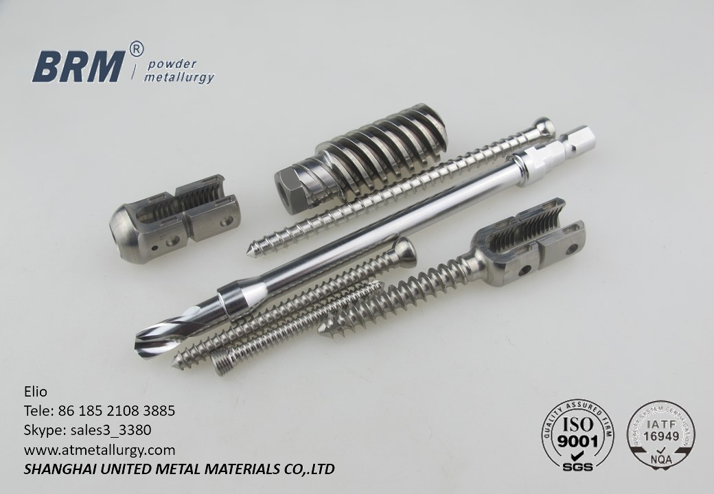 CNC machining precision steel parts