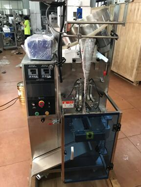 Sachet tablet packing machine