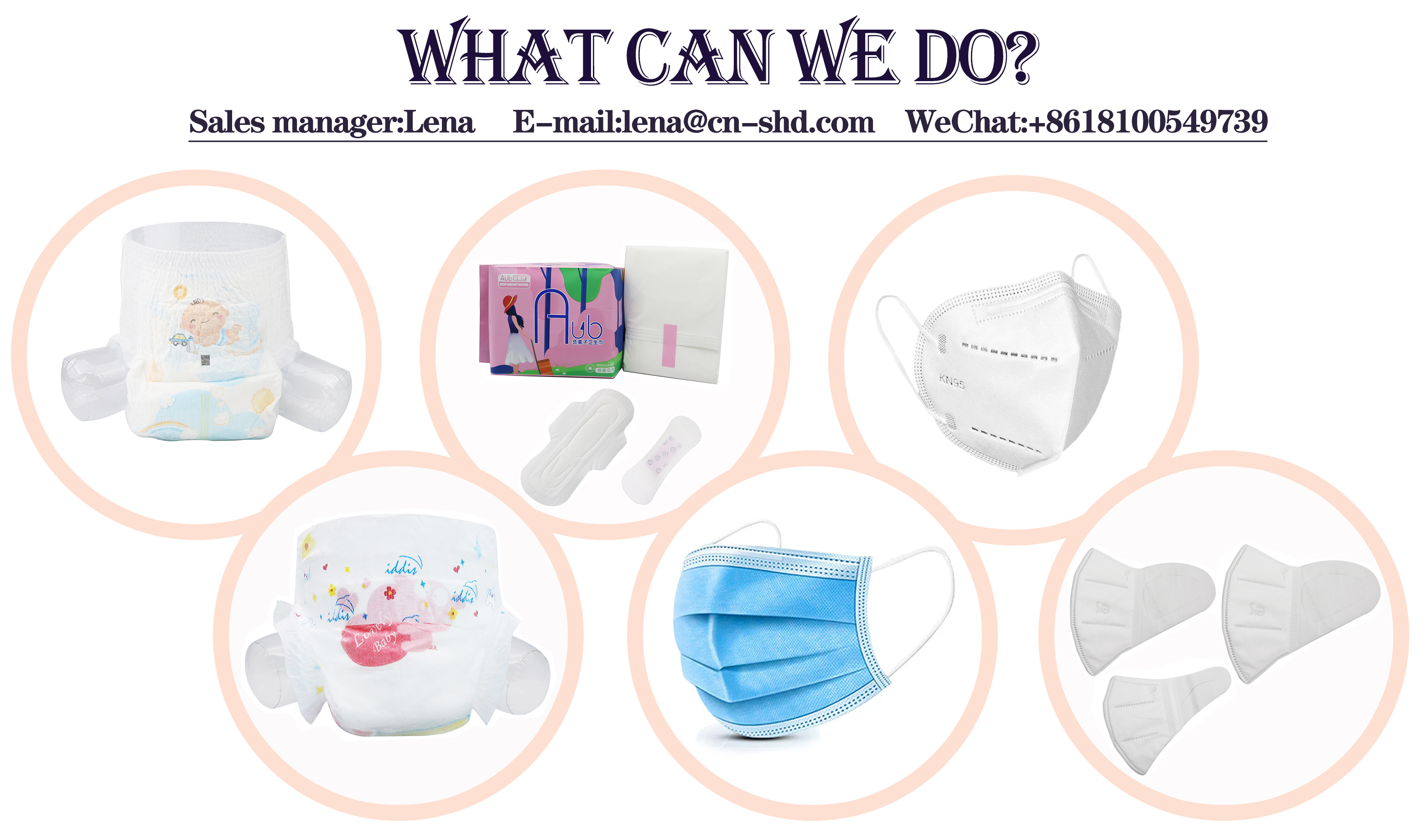 Bamboo fiber sanitary napkins are environmentally friendly and can inhibit bacteria effectively