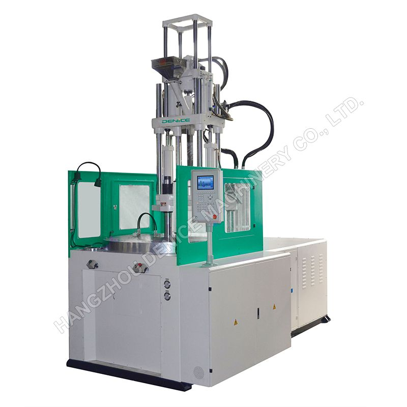 plastic handle rotary table injection molding machine DV-2500.2R