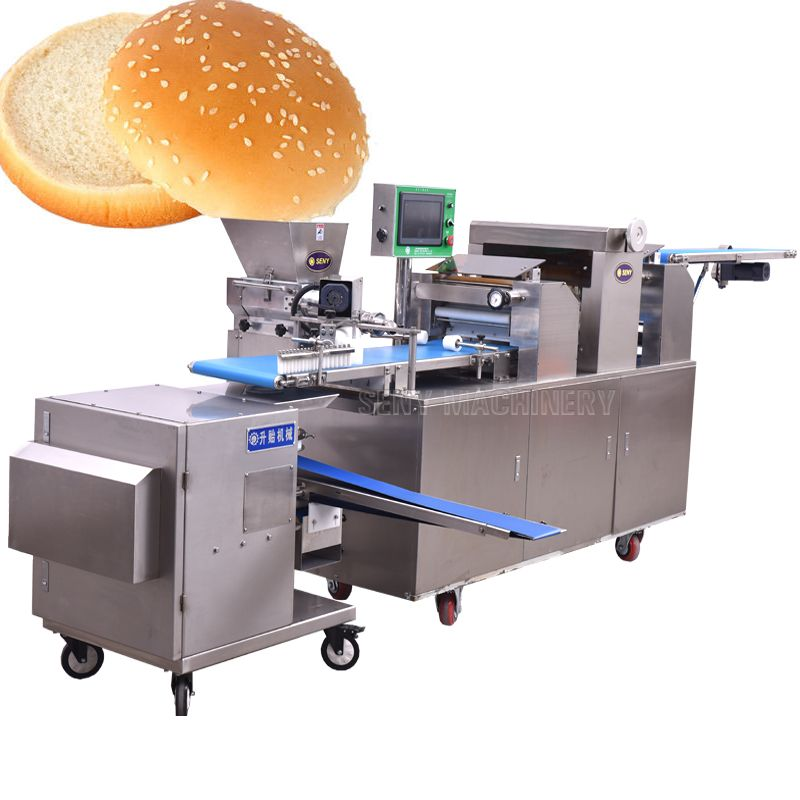SY-860 Automatic Pita Bread Making Machine Production Line