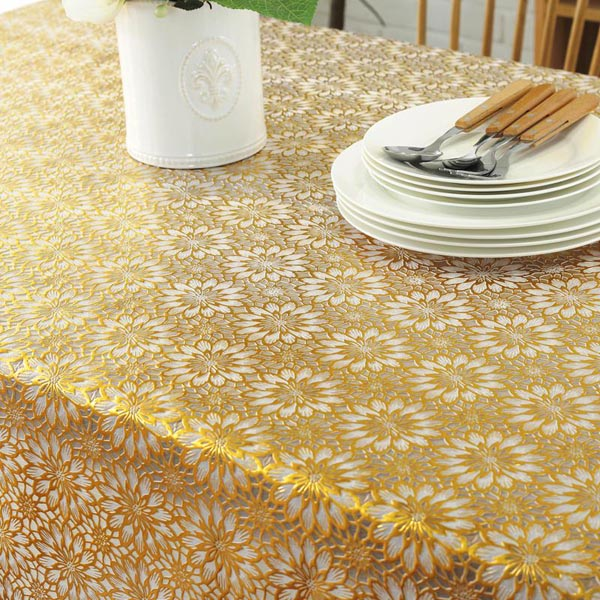 WANTU PVC Table Cloth Roll JL137-4