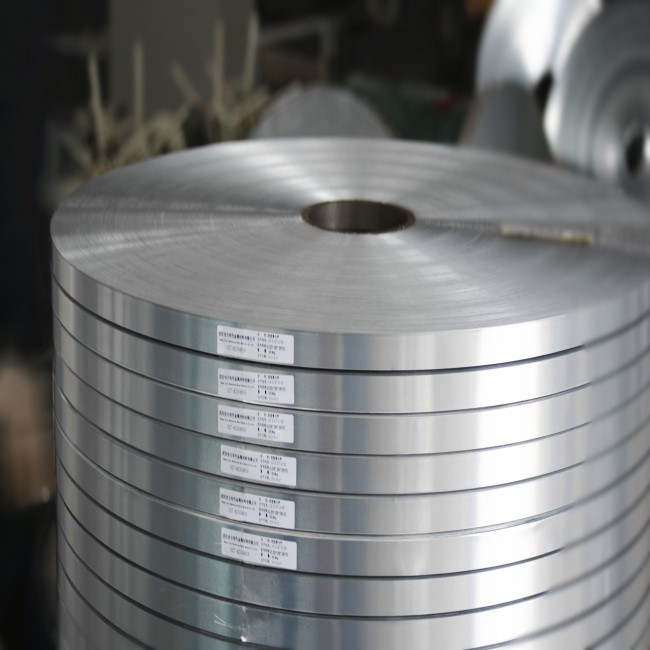 Polymer Coated Aluminum Tape For Cable Armouring
