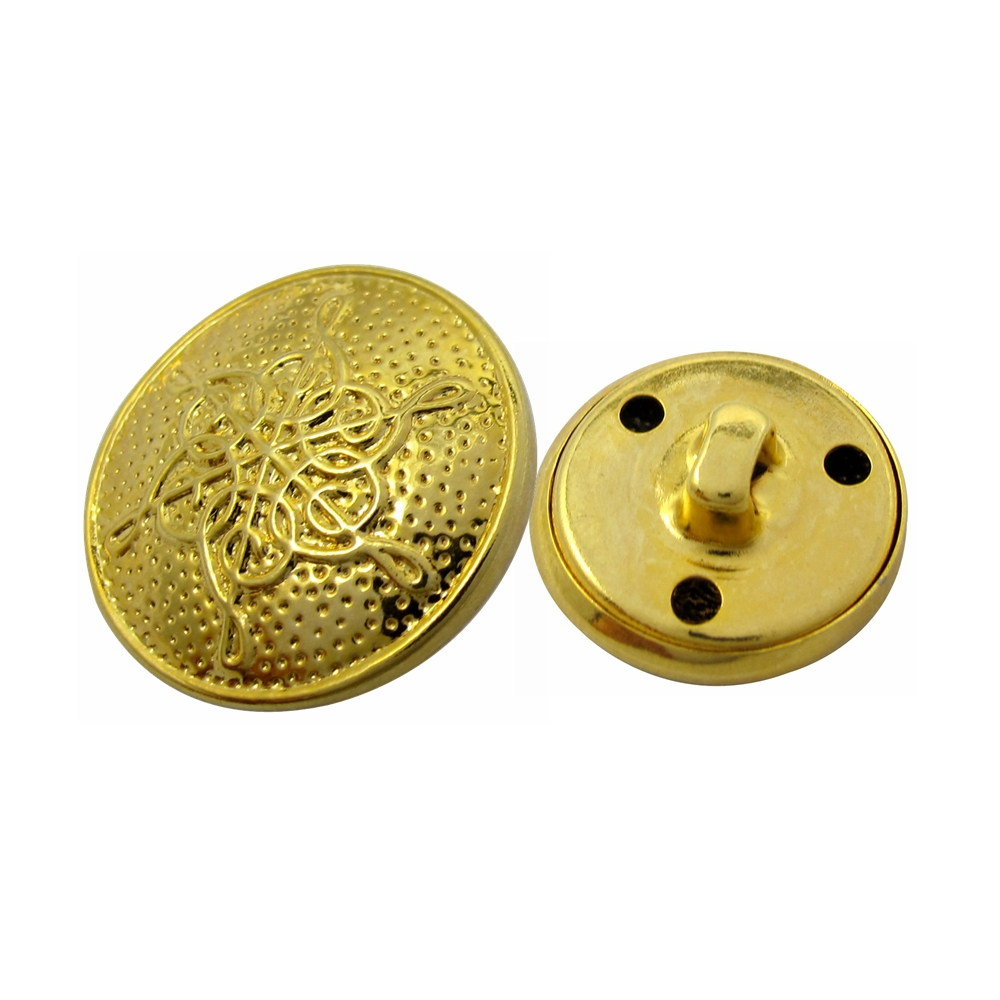 3 Hole Buttons