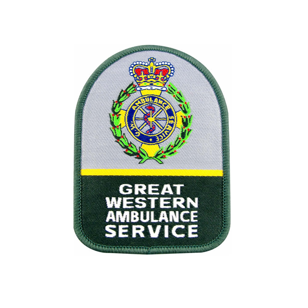 Ambulance Service Badge