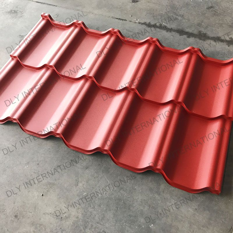 Bond Roofing Machine Metal roof tiles making machine