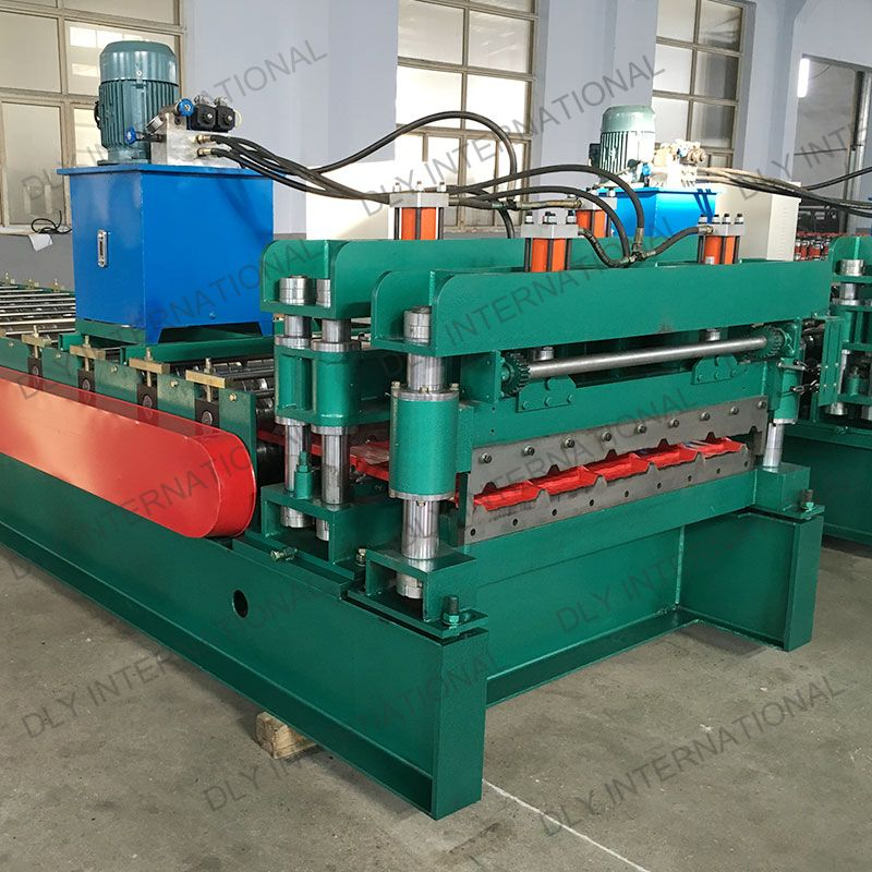Trapezoid Roofing 20 Machine Trapezoidal sheet making machine