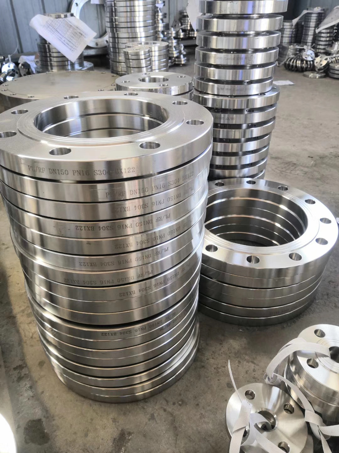 Stainless Steel Flange Flange Flange Forged Stainless Steel Flange