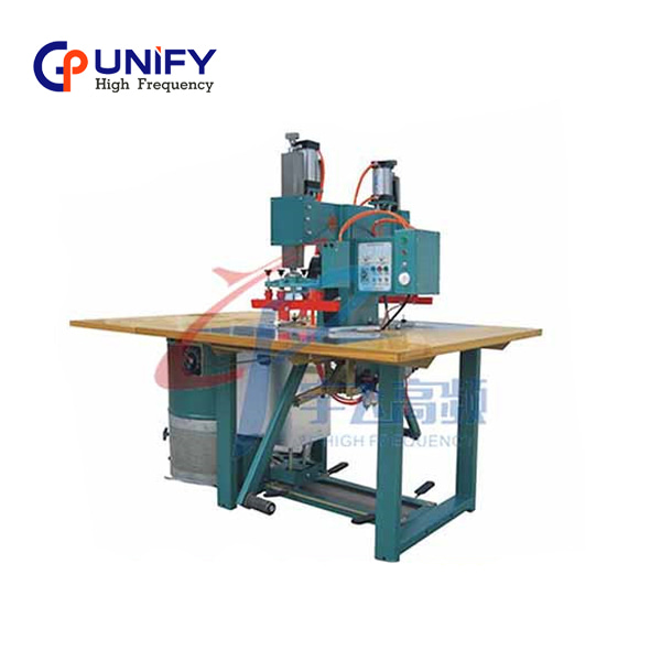 High Frequency PVC Door Curtain Welding Machine