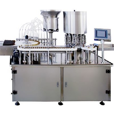 Liquid Glass Bottle Filling Pharmaceutical Machinery