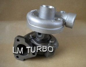 Turbocharger S100