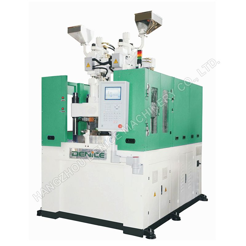 two color injection molding machine DV-850.3R.2C.CE
