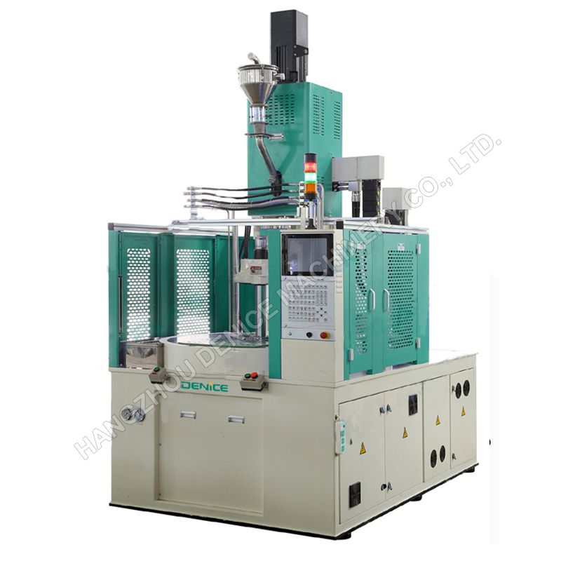 hybrid vertical injection molding machine DV-1600.2R.CE