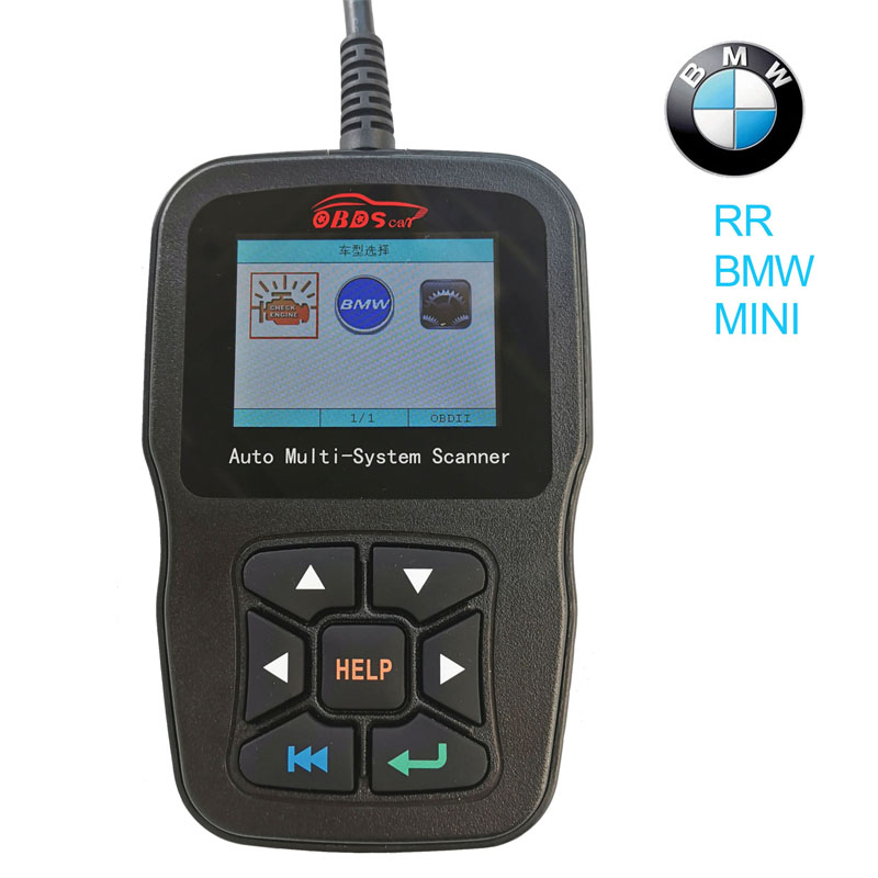 OBDScar Auto OBD2 Scanner Fault Code Reader OBD Car Scanner Automotive Diagnostic Tool
