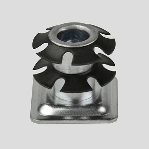 Metal Caster Socket F307
