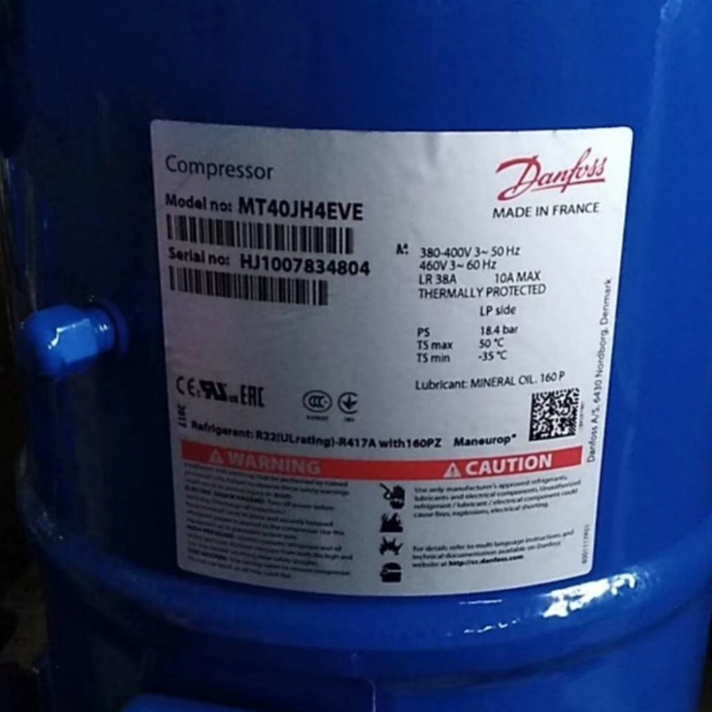 Danfoss Compressor MT40JH4EVE