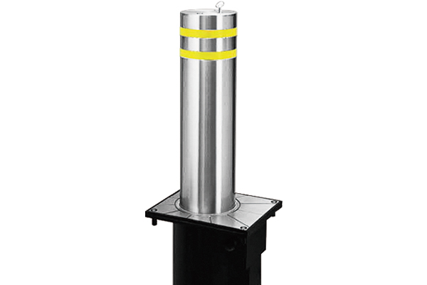 Semi-Automatic Stainless Steel Bollard