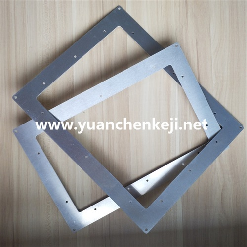 5052 Aluminum Sheet Stamping And Cutting For LED Bracket Frame