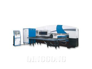 HYDRAULIC CNC TURRET PUNCHING MACHINE