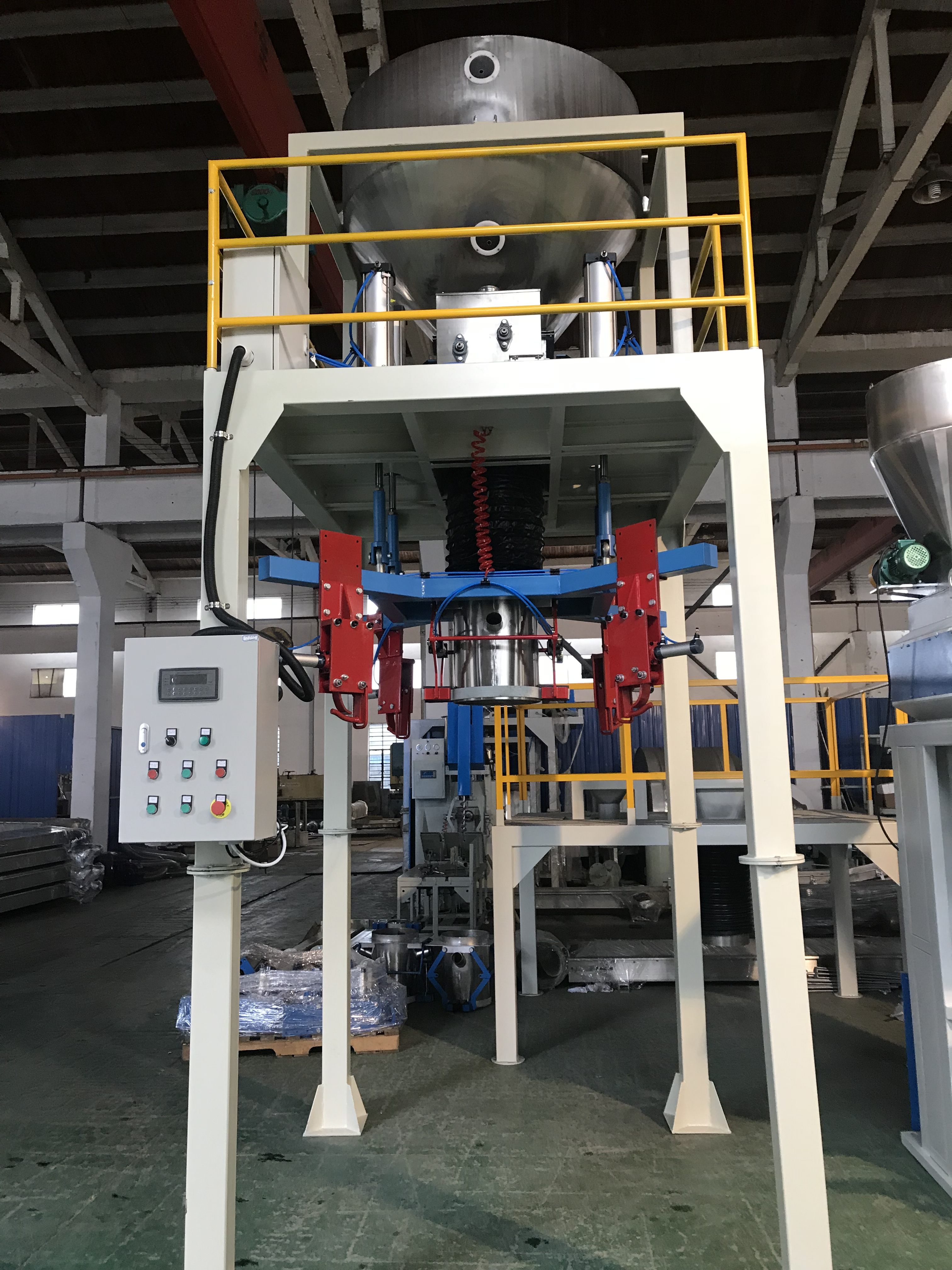 Big Bag Filling Machine Super Sack Filler