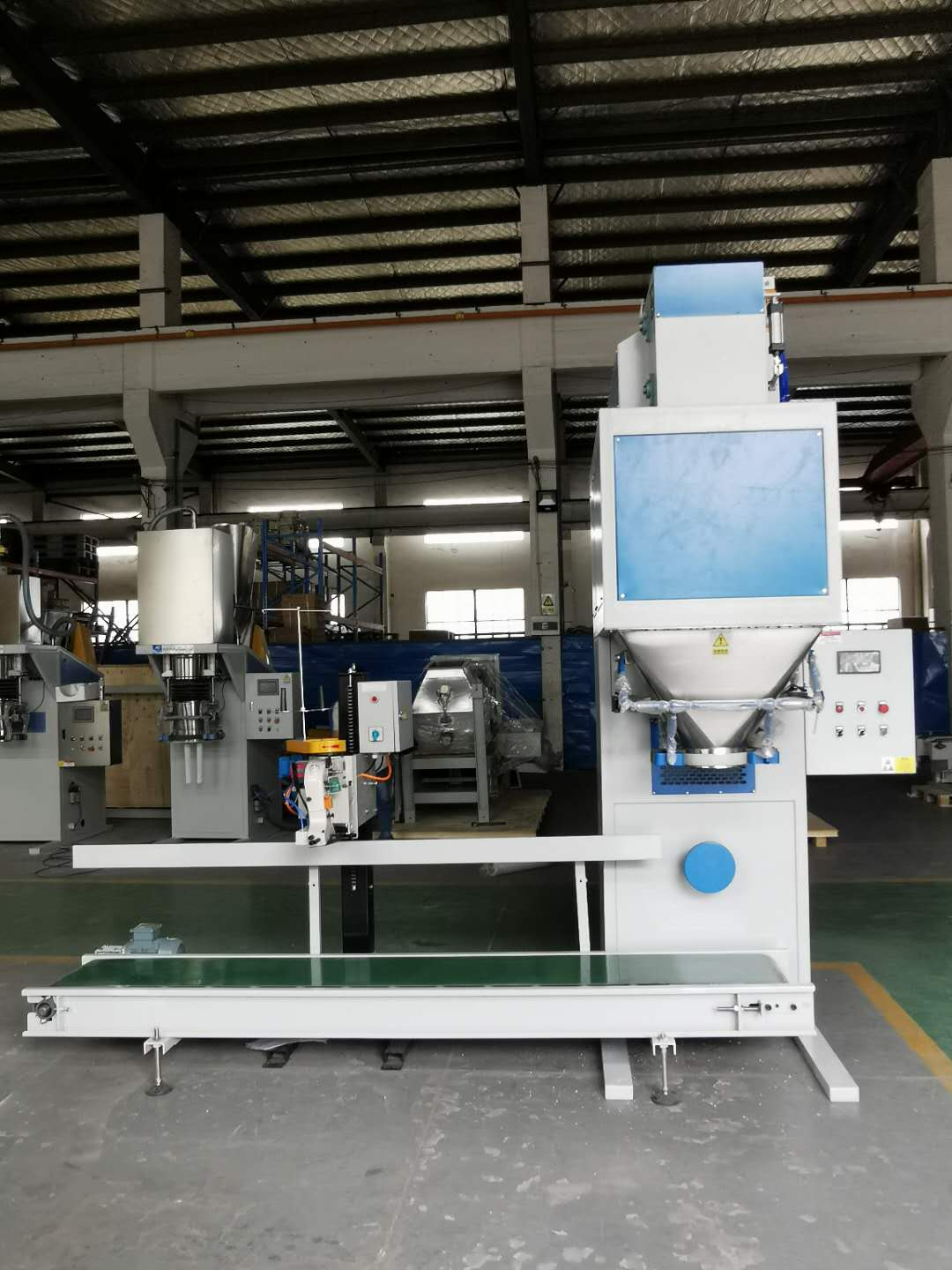 cereals Packing Machine