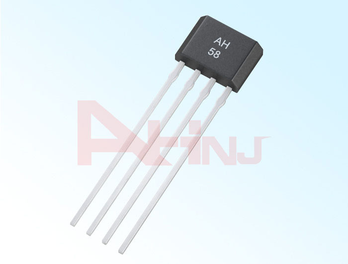 Latch Type Hall Sensor AH4158