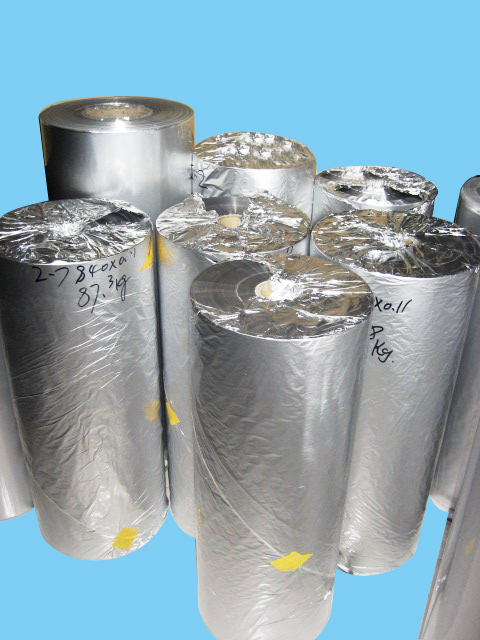 Laminated Aluminum Packaging Film