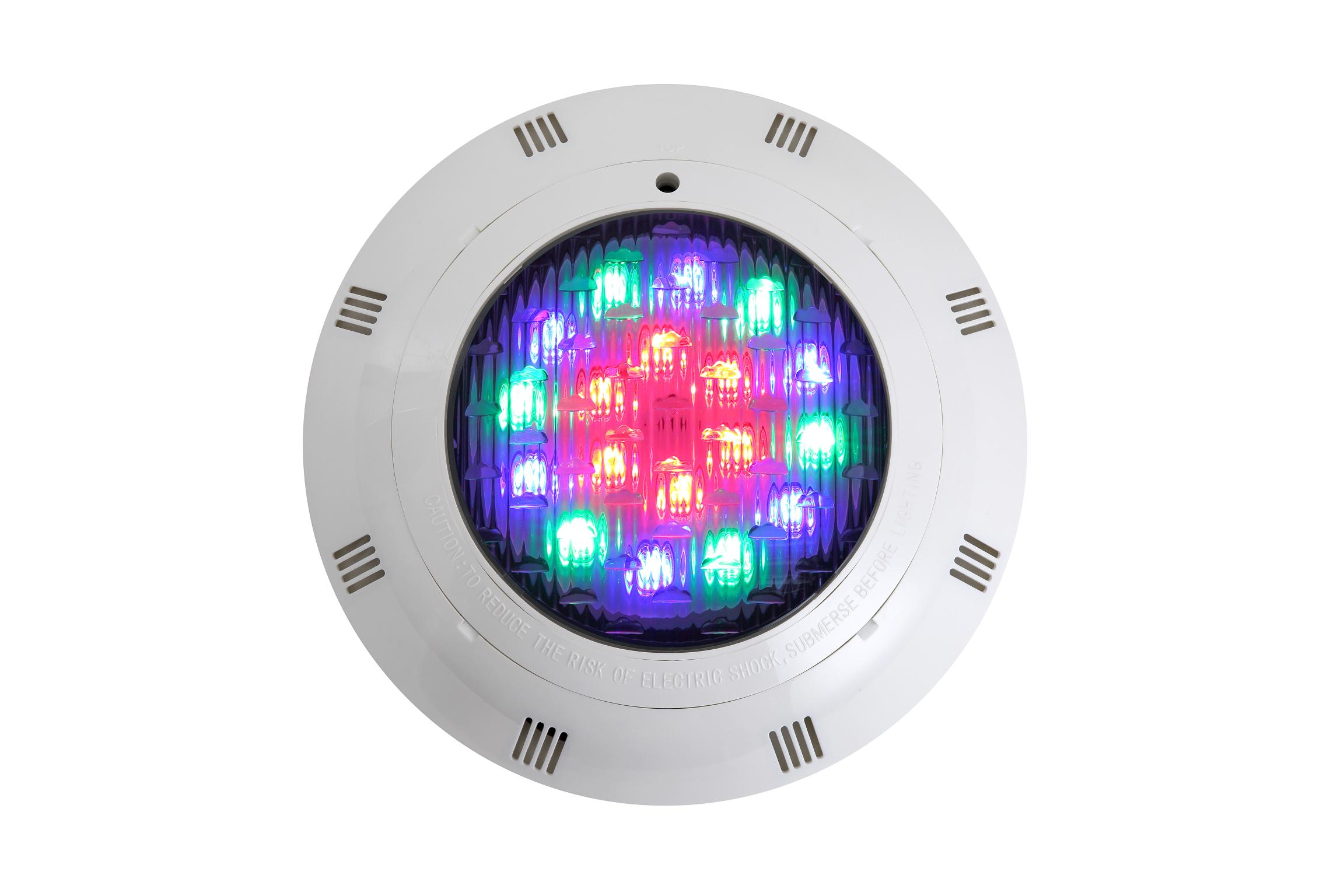 54w LED Wall Mounted Swimming Pool Light With ABS Materials