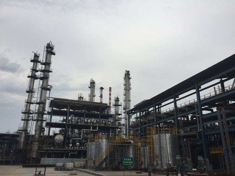 Crude Oil Distillation Unit