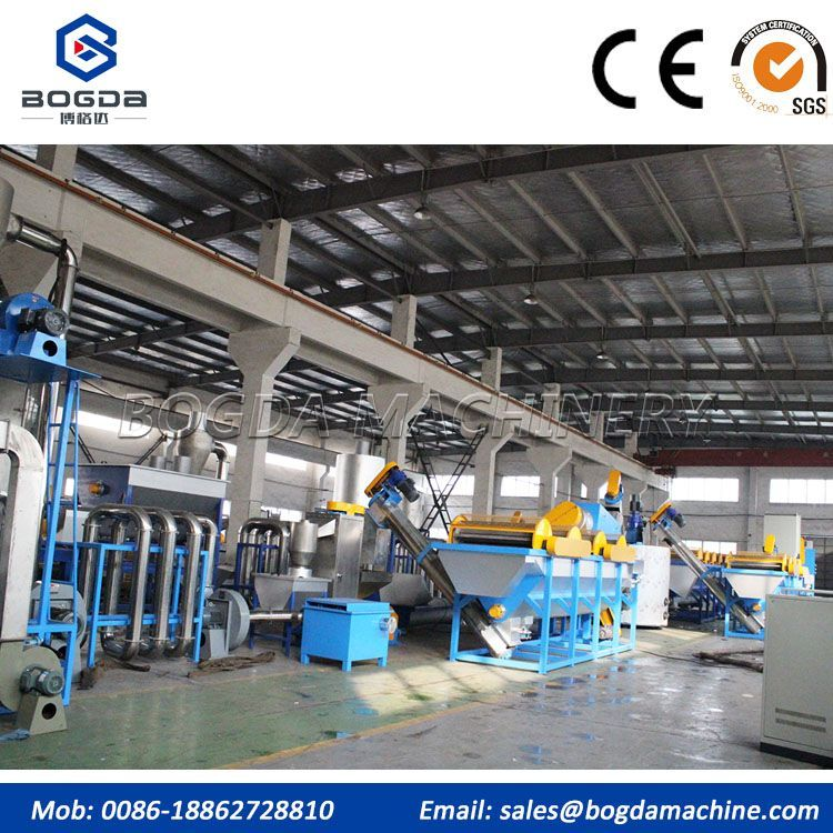PET recycling machine/PET washing machine/PET bottle washing line