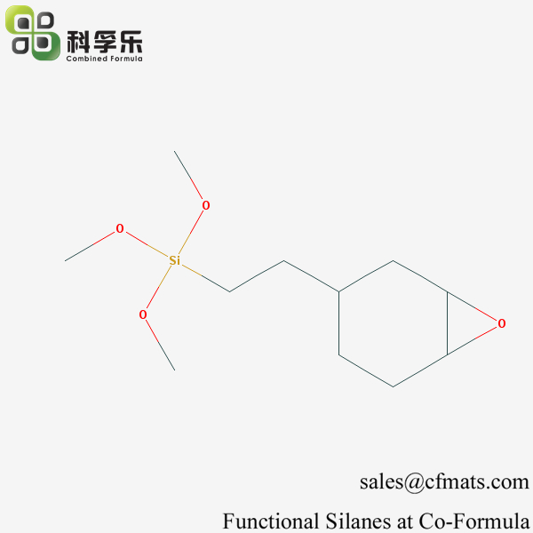 CFS-043, 2-(3,4-Epoxycyclohexyl)ethyltrimethoxysilane, Cas No. 3388-04-3