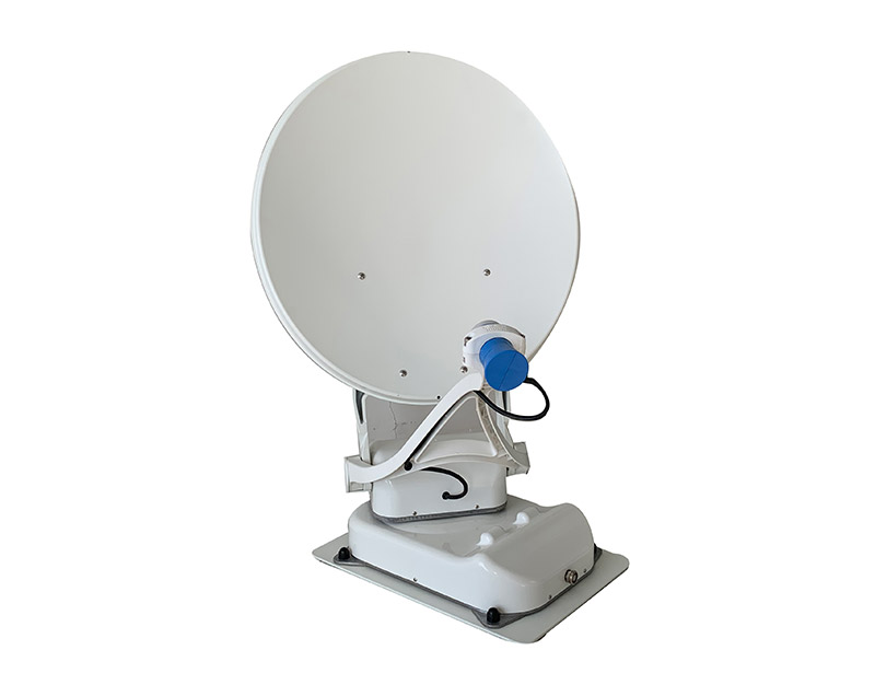 High Efficiency Parabolic Dish Automatic Satellite Tv Dish For Rv