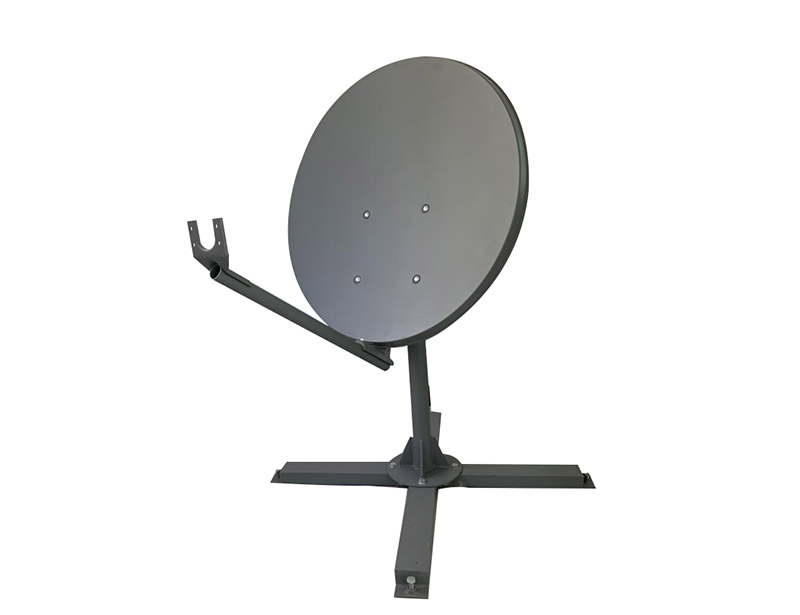 KA-74cm VSAT satellite dish with well designed reflector