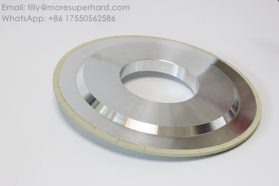 Cylindrical Diamond Wheel for PCD Reamer Grinding