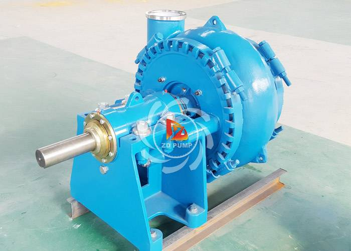 sand dredging pumps for sea sand dredge use