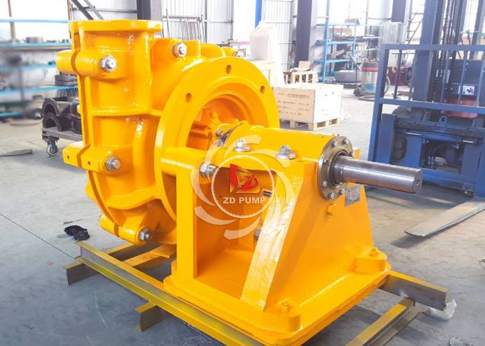 mining process pump sand suction slurry industrial pump