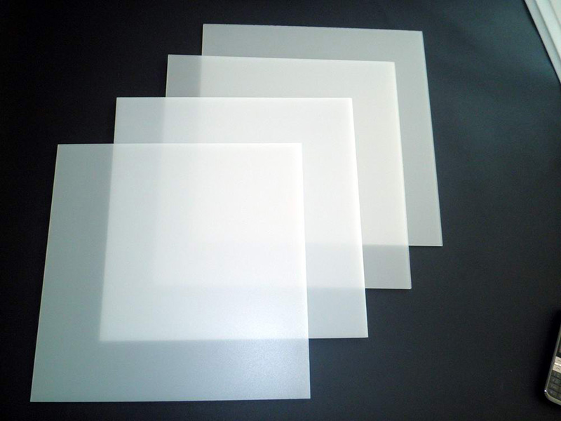 J.K thermoforming acrylic sheet