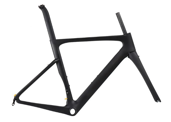 FULL CARBON BIKE FRAME ULTRALIGHT HIGH COST PERFORMANCE ROAD BICYCLE 268