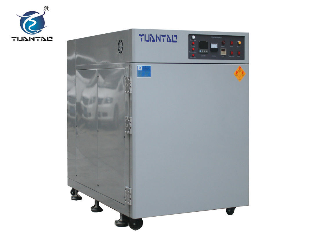 Class 100 clean chamber high temperature environment for the test samples