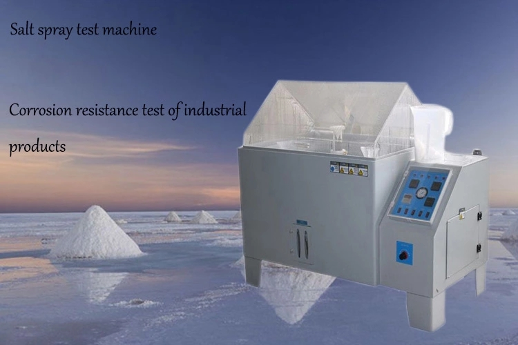 Salt Spray Resist Test Tester for Industry Product Test