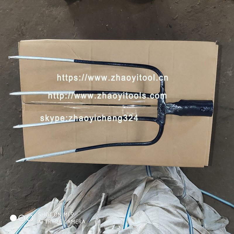 manufacture for forged hand tools muck potato manur hay garden digging fork
