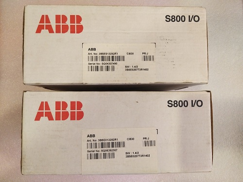 ABB AI810 Analog Input Module Brand New Original Unsealed