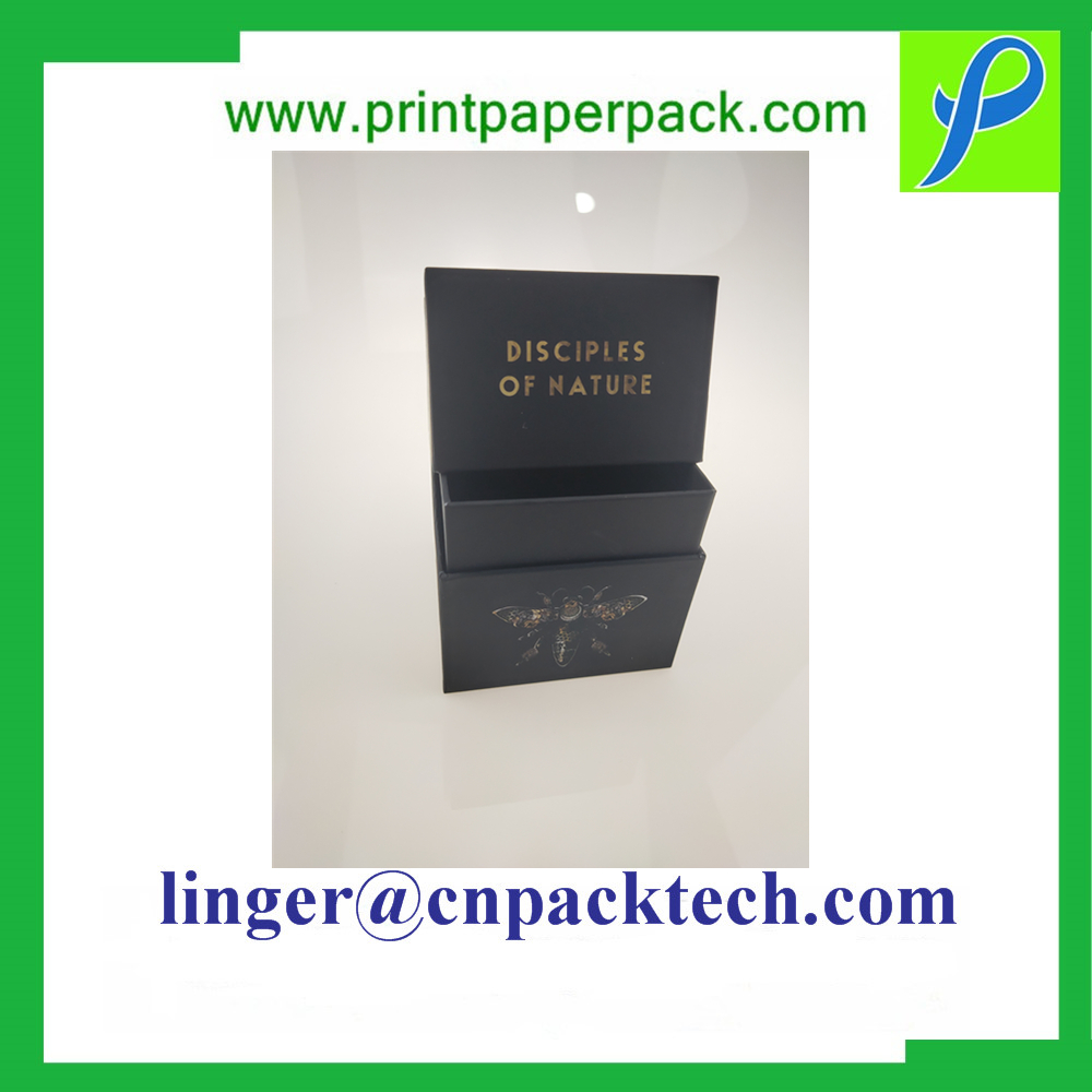 Customized Shape Gift Boxes OEM Printed Logo Printing Packing Lid and Base Box