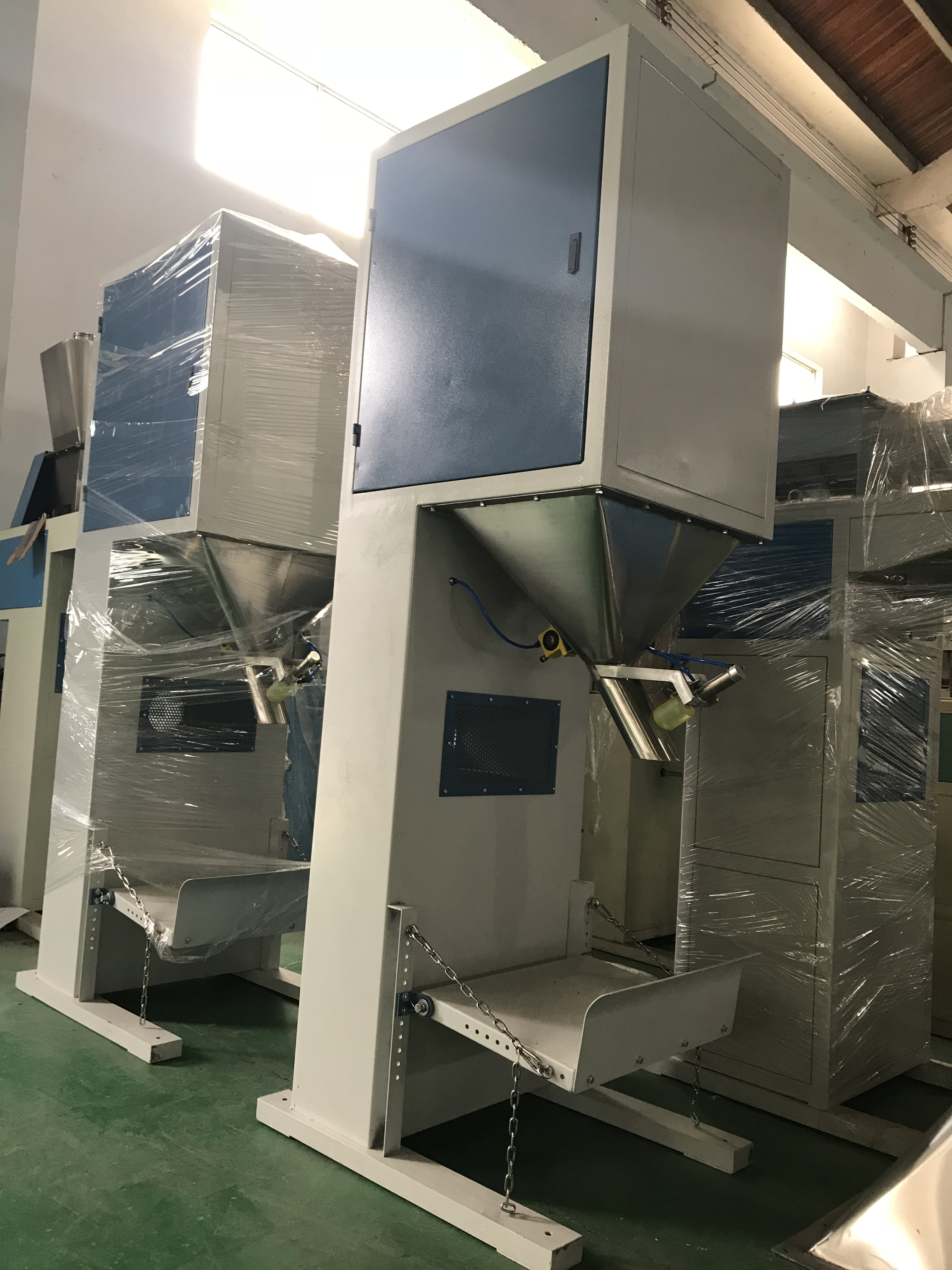 plastic pellets masterbatches packing machine plastic masterbatches bagging machine