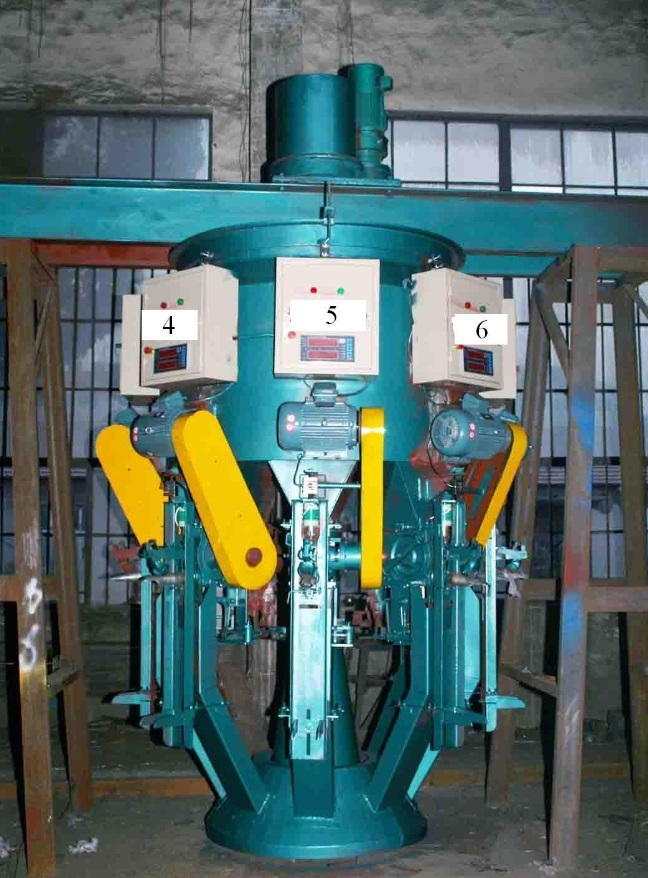rotary packer for cement