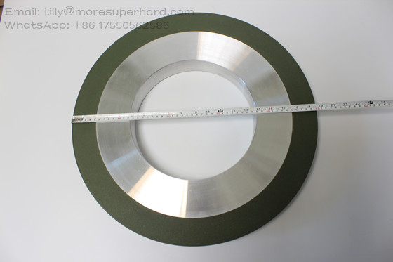 Diamond Cylindrical Wheel for Thermal Spraying Coated