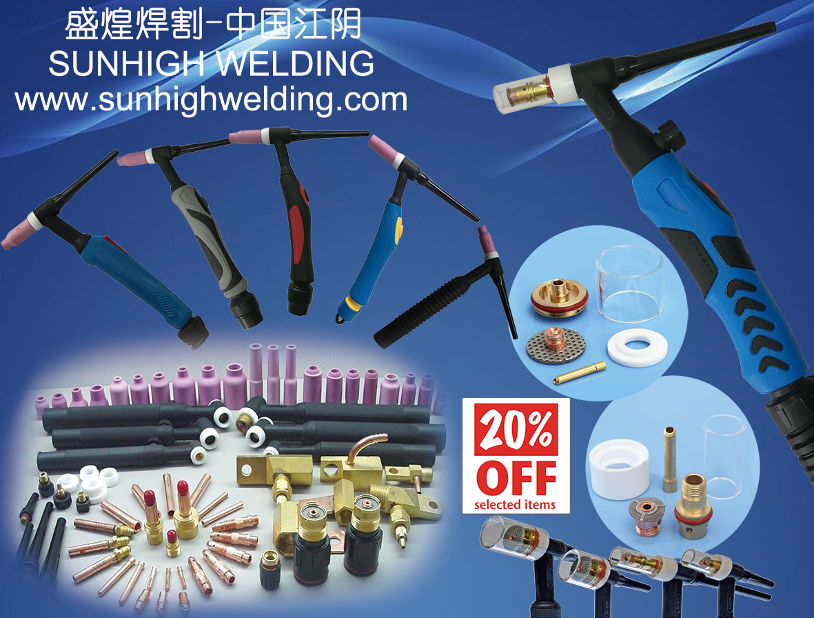 TIG Welding torch